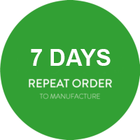 Circle Sticker-7 days